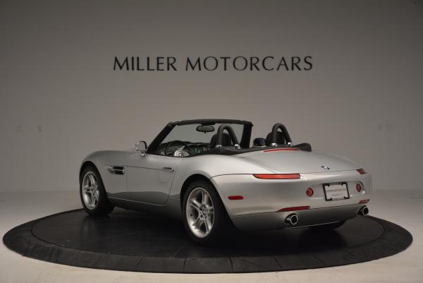 Used 2000 BMW Z8 for sale Sold at Maserati of Greenwich in Greenwich CT 06830 5