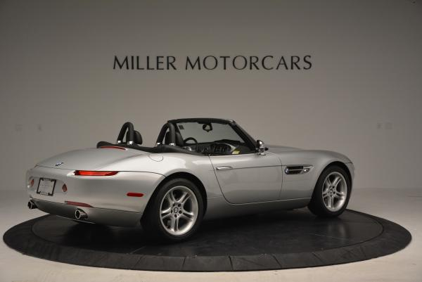 Used 2000 BMW Z8 for sale Sold at Maserati of Greenwich in Greenwich CT 06830 8