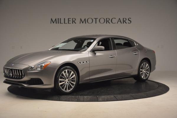 New 2017 Maserati Quattroporte SQ4 for sale Sold at Maserati of Greenwich in Greenwich CT 06830 2