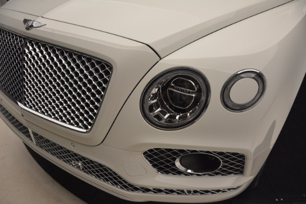 Used 2017 Bentley Bentayga for sale Sold at Maserati of Greenwich in Greenwich CT 06830 14