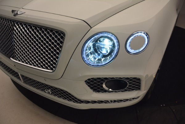 Used 2017 Bentley Bentayga for sale Sold at Maserati of Greenwich in Greenwich CT 06830 16