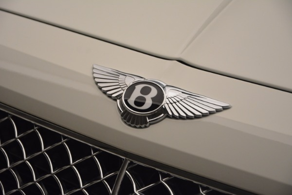Used 2017 Bentley Bentayga for sale Sold at Maserati of Greenwich in Greenwich CT 06830 17