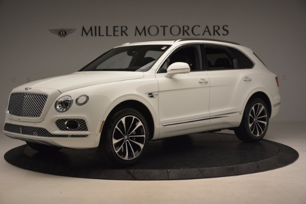Used 2017 Bentley Bentayga for sale Sold at Maserati of Greenwich in Greenwich CT 06830 2