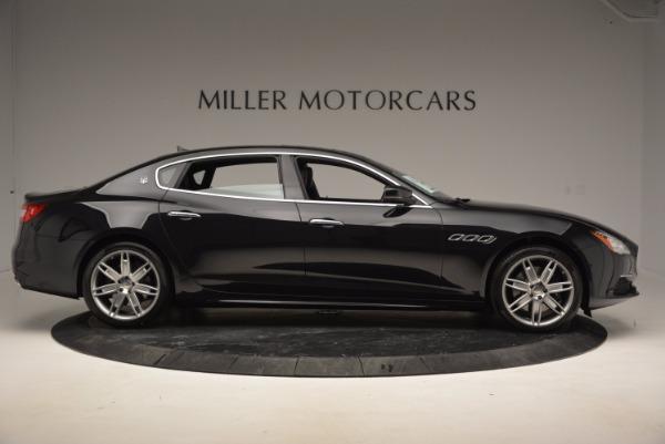 New 2017 Maserati Quattroporte S Q4 for sale Sold at Maserati of Greenwich in Greenwich CT 06830 9