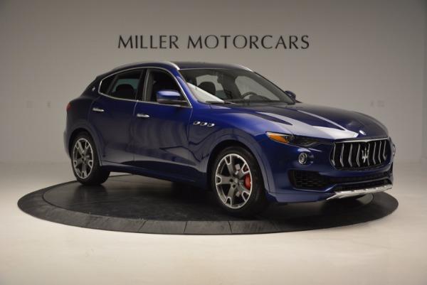 New 2017 Maserati Levante S for sale Sold at Maserati of Greenwich in Greenwich CT 06830 5