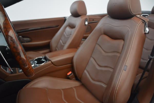 Used 2012 Maserati GranTurismo Sport for sale Sold at Maserati of Greenwich in Greenwich CT 06830 23