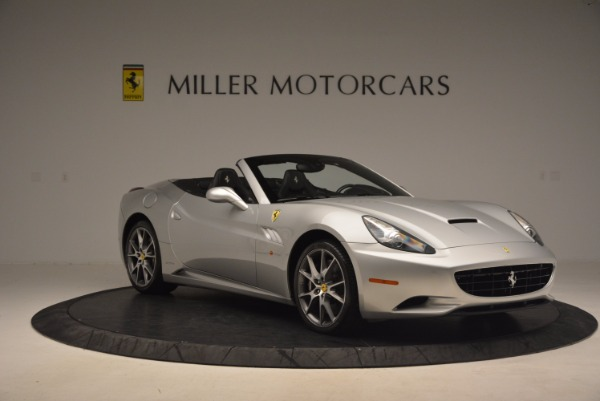 Used 2012 Ferrari California for sale Sold at Maserati of Greenwich in Greenwich CT 06830 11