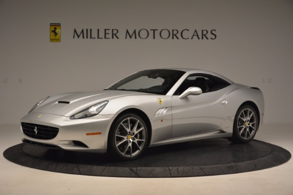 Used 2012 Ferrari California for sale Sold at Maserati of Greenwich in Greenwich CT 06830 14