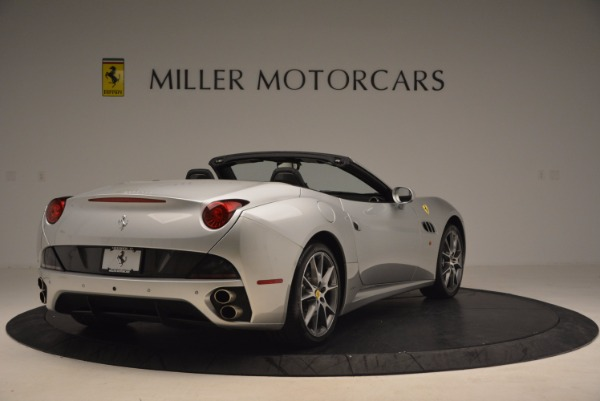 Used 2012 Ferrari California for sale Sold at Maserati of Greenwich in Greenwich CT 06830 7