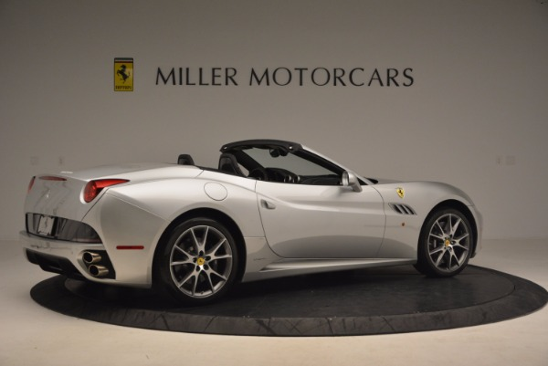 Used 2012 Ferrari California for sale Sold at Maserati of Greenwich in Greenwich CT 06830 8