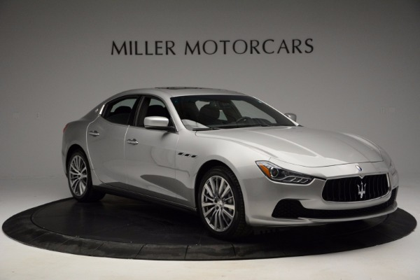 Used 2014 Maserati Ghibli for sale Sold at Maserati of Greenwich in Greenwich CT 06830 10