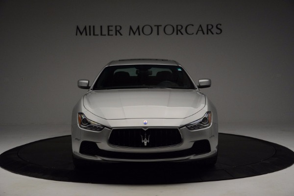 Used 2014 Maserati Ghibli for sale Sold at Maserati of Greenwich in Greenwich CT 06830 11