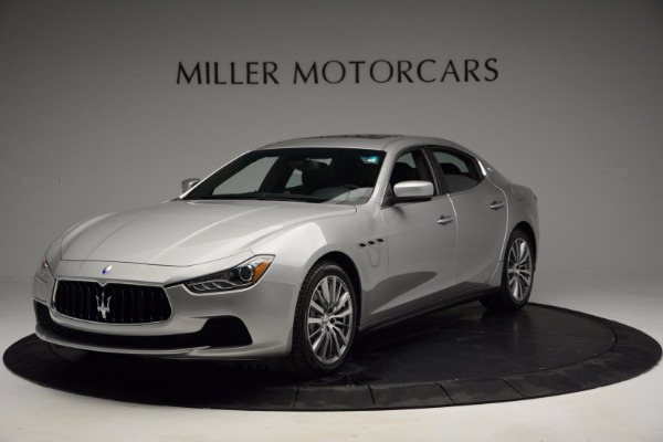 Used 2014 Maserati Ghibli for sale Sold at Maserati of Greenwich in Greenwich CT 06830 12