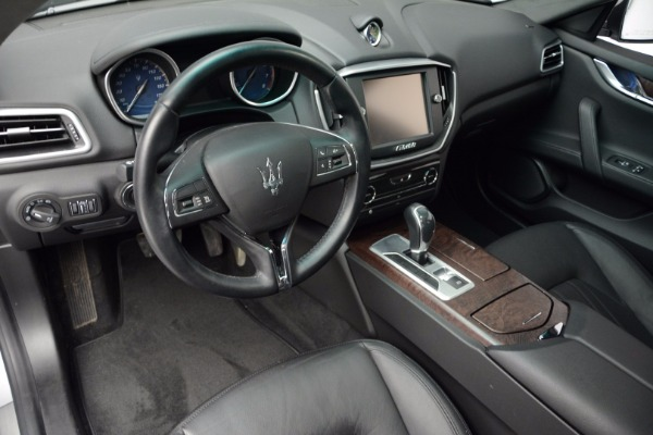 Used 2014 Maserati Ghibli for sale Sold at Maserati of Greenwich in Greenwich CT 06830 13