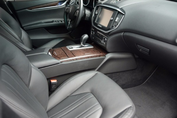 Used 2014 Maserati Ghibli for sale Sold at Maserati of Greenwich in Greenwich CT 06830 19
