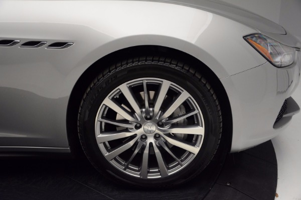 Used 2014 Maserati Ghibli for sale Sold at Maserati of Greenwich in Greenwich CT 06830 22