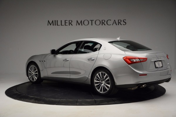 Used 2014 Maserati Ghibli for sale Sold at Maserati of Greenwich in Greenwich CT 06830 3