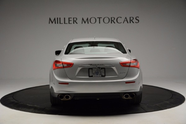 Used 2014 Maserati Ghibli for sale Sold at Maserati of Greenwich in Greenwich CT 06830 5
