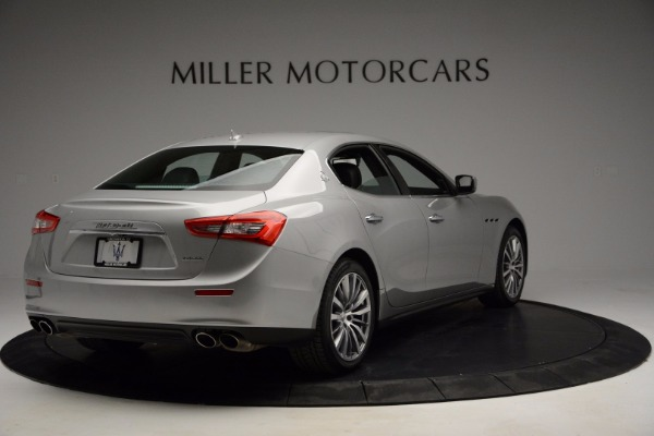 Used 2014 Maserati Ghibli for sale Sold at Maserati of Greenwich in Greenwich CT 06830 6