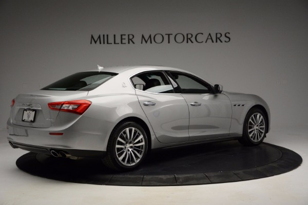 Used 2014 Maserati Ghibli for sale Sold at Maserati of Greenwich in Greenwich CT 06830 7