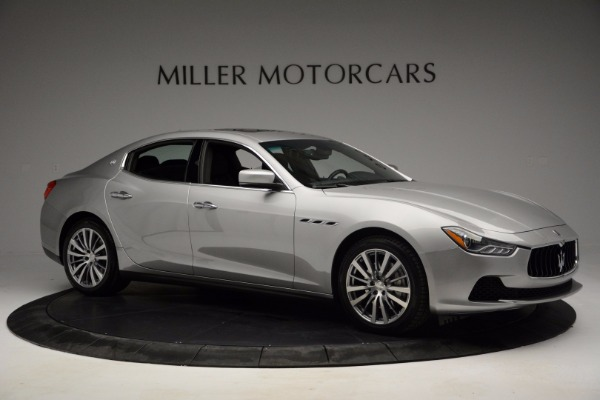 Used 2014 Maserati Ghibli for sale Sold at Maserati of Greenwich in Greenwich CT 06830 9