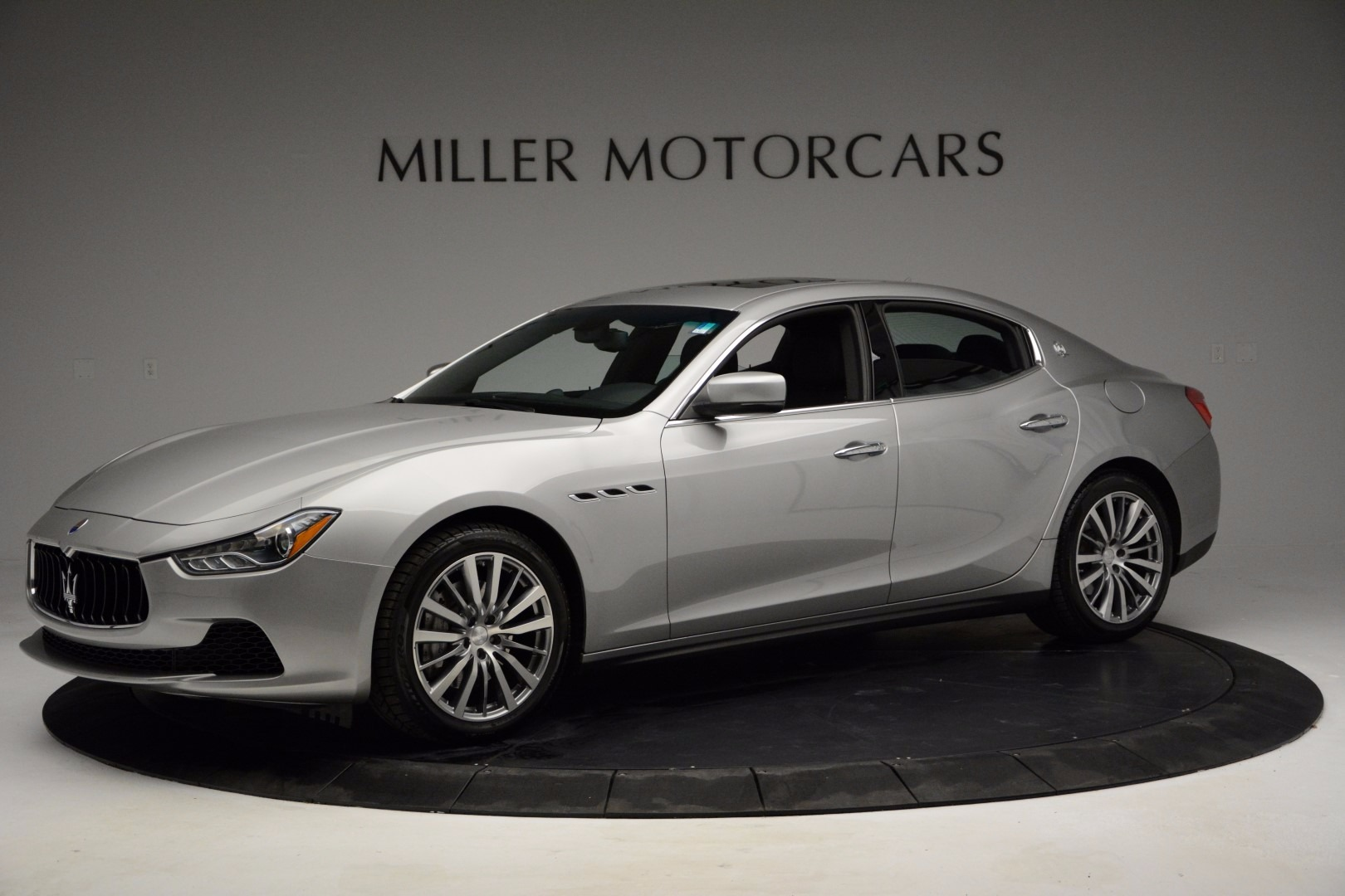 Used 2014 Maserati Ghibli for sale Sold at Maserati of Greenwich in Greenwich CT 06830 1