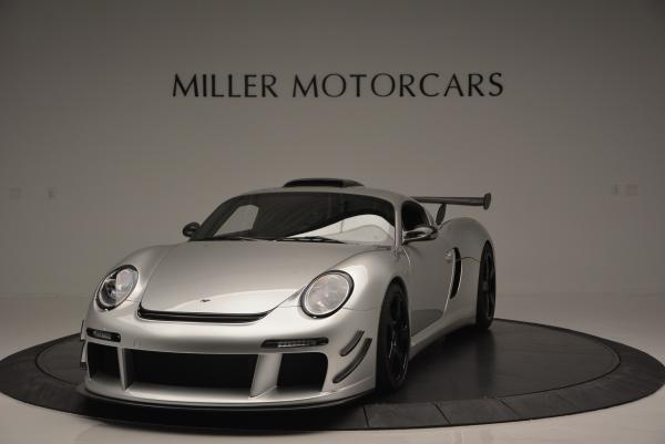 Used 2012 Porsche RUF CTR-3 Clubsport for sale Sold at Maserati of Greenwich in Greenwich CT 06830 1