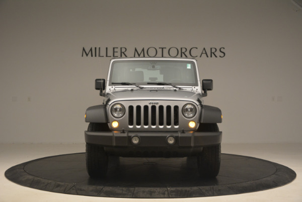 Used 2015 Jeep Wrangler Sport for sale Sold at Maserati of Greenwich in Greenwich CT 06830 12