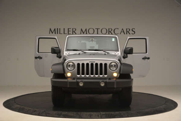 Used 2015 Jeep Wrangler Sport for sale Sold at Maserati of Greenwich in Greenwich CT 06830 13