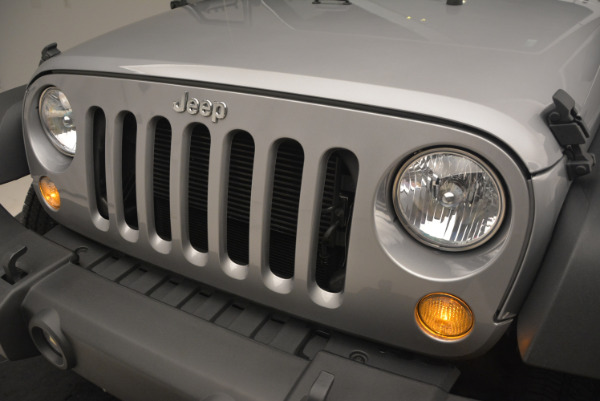 Used 2015 Jeep Wrangler Sport for sale Sold at Maserati of Greenwich in Greenwich CT 06830 14