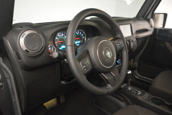 Used 2015 Jeep Wrangler Sport for sale Sold at Maserati of Greenwich in Greenwich CT 06830 18