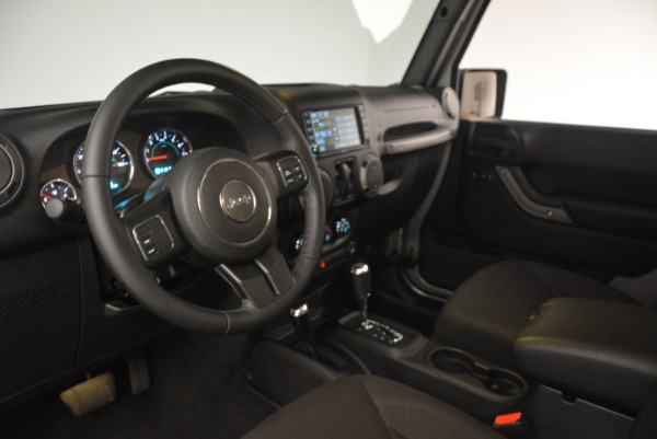 Used 2015 Jeep Wrangler Sport for sale Sold at Maserati of Greenwich in Greenwich CT 06830 19