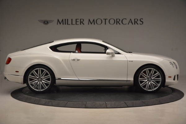 Used 2014 Bentley Continental GT Speed for sale Sold at Maserati of Greenwich in Greenwich CT 06830 10