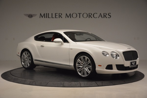 Used 2014 Bentley Continental GT Speed for sale Sold at Maserati of Greenwich in Greenwich CT 06830 11