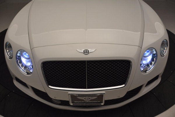 Used 2014 Bentley Continental GT Speed for sale Sold at Maserati of Greenwich in Greenwich CT 06830 15