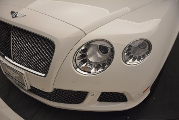 Used 2014 Bentley Continental GT Speed for sale Sold at Maserati of Greenwich in Greenwich CT 06830 17