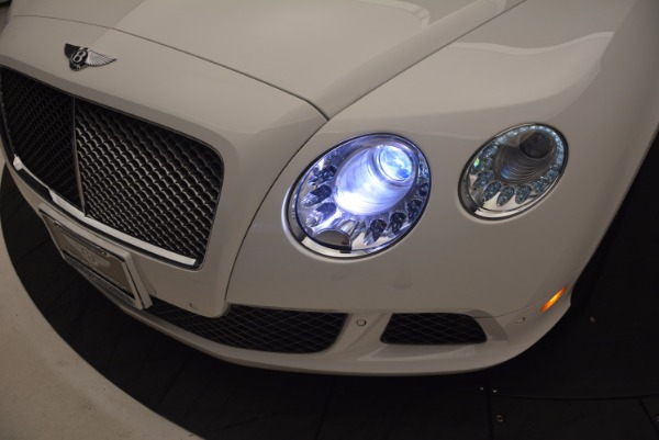 Used 2014 Bentley Continental GT Speed for sale Sold at Maserati of Greenwich in Greenwich CT 06830 18