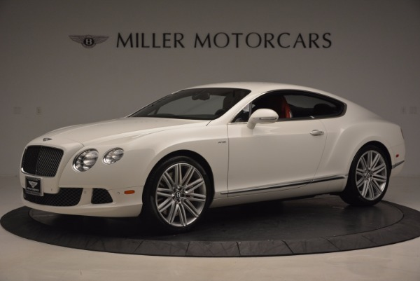 Used 2014 Bentley Continental GT Speed for sale Sold at Maserati of Greenwich in Greenwich CT 06830 3
