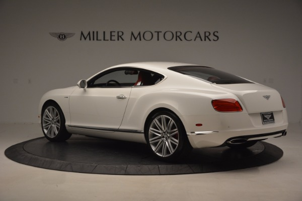 Used 2014 Bentley Continental GT Speed for sale Sold at Maserati of Greenwich in Greenwich CT 06830 5