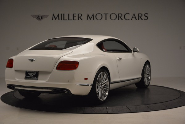 Used 2014 Bentley Continental GT Speed for sale Sold at Maserati of Greenwich in Greenwich CT 06830 8