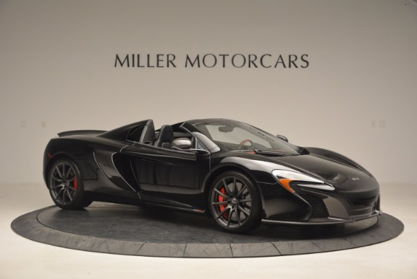 Used 2016 McLaren 650S Spider for sale Sold at Maserati of Greenwich in Greenwich CT 06830 10
