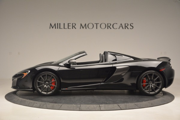 Used 2016 McLaren 650S Spider for sale Sold at Maserati of Greenwich in Greenwich CT 06830 3