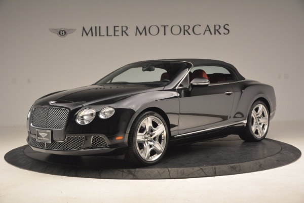 Used 2012 Bentley Continental GT W12 Convertible for sale Sold at Maserati of Greenwich in Greenwich CT 06830 15