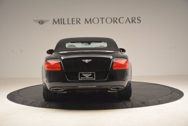 Used 2012 Bentley Continental GT W12 Convertible for sale Sold at Maserati of Greenwich in Greenwich CT 06830 19