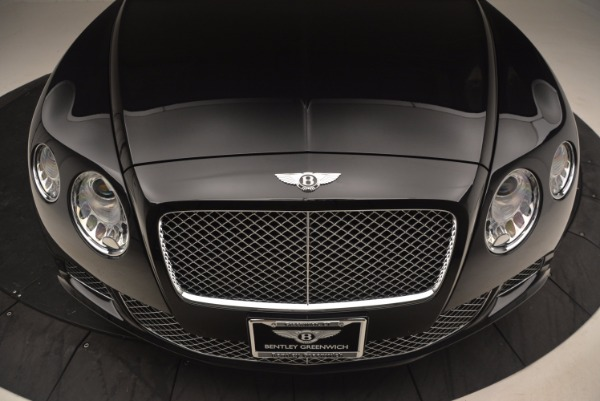 Used 2012 Bentley Continental GT W12 Convertible for sale Sold at Maserati of Greenwich in Greenwich CT 06830 25