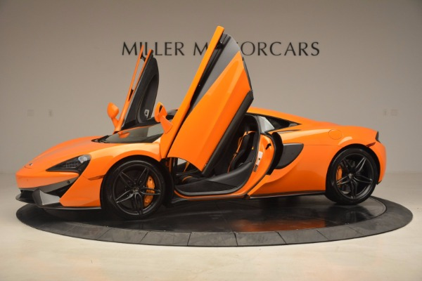 New 2017 McLaren 570S for sale Sold at Maserati of Greenwich in Greenwich CT 06830 14