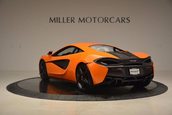 New 2017 McLaren 570S for sale Sold at Maserati of Greenwich in Greenwich CT 06830 5