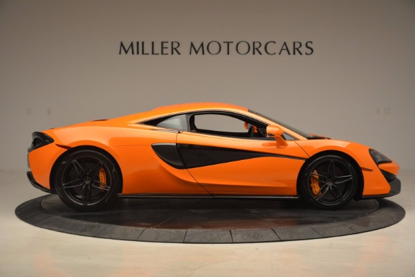 New 2017 McLaren 570S for sale Sold at Maserati of Greenwich in Greenwich CT 06830 9