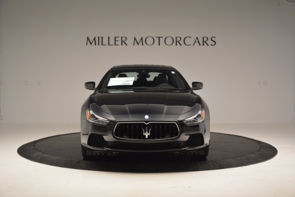 New 2017 Maserati Ghibli SQ4 for sale Sold at Maserati of Greenwich in Greenwich CT 06830 12
