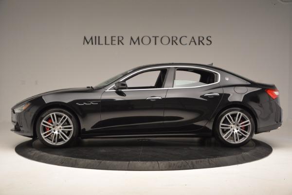 New 2017 Maserati Ghibli SQ4 for sale Sold at Maserati of Greenwich in Greenwich CT 06830 3